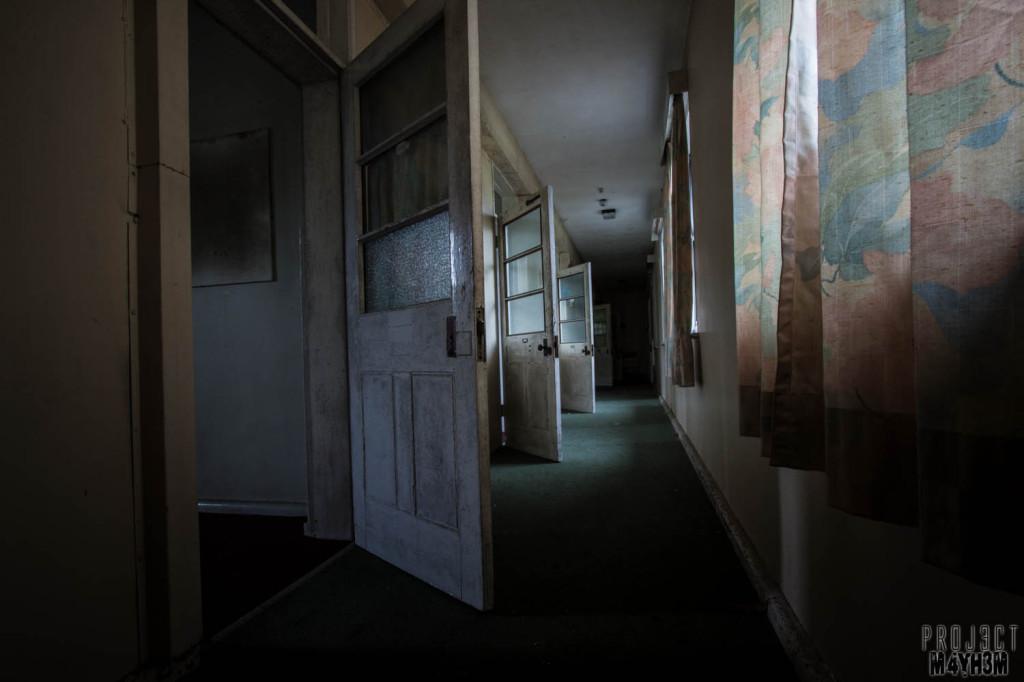 OM Asylum Corridor