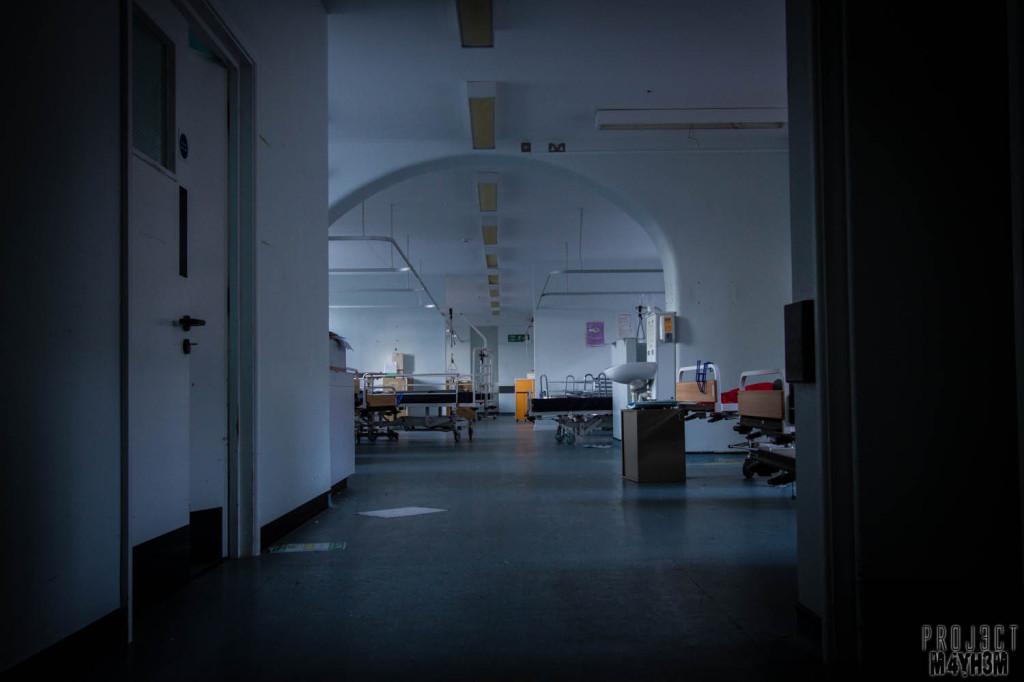 Serenity Hospital Ward