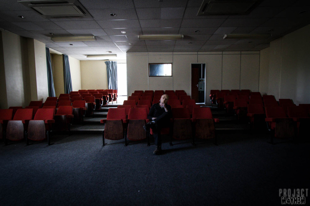 Serenity Hospital - Lecture Theatre