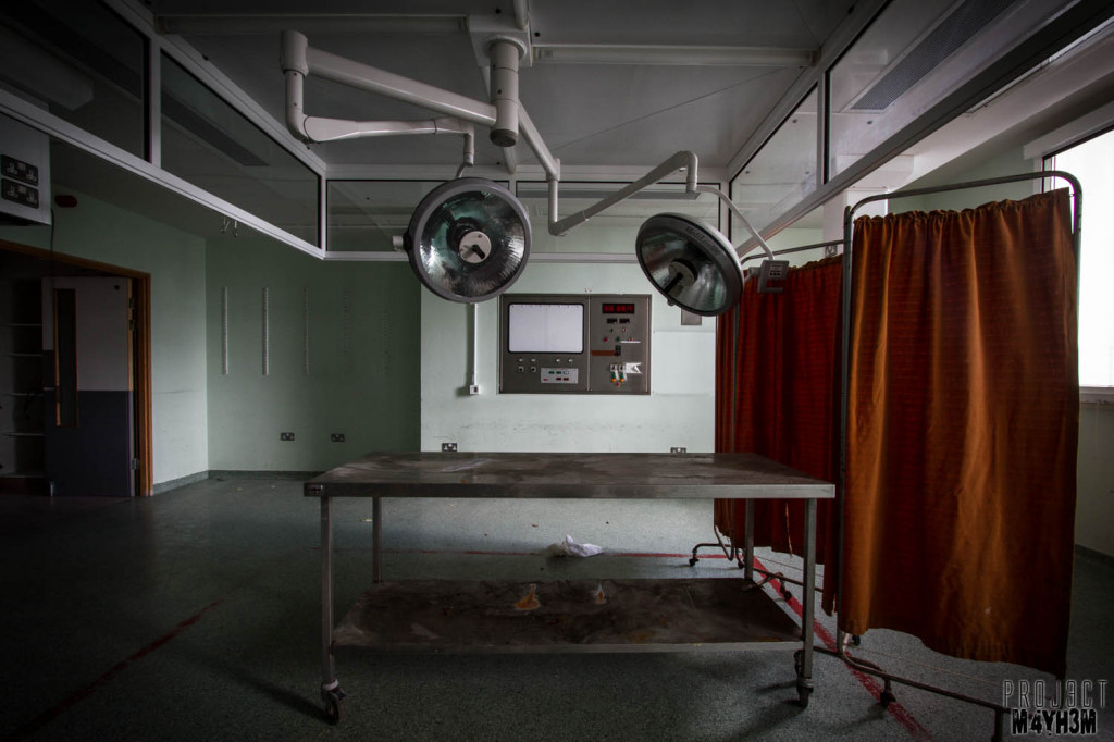 Serenity Hospital - Operating Theatre