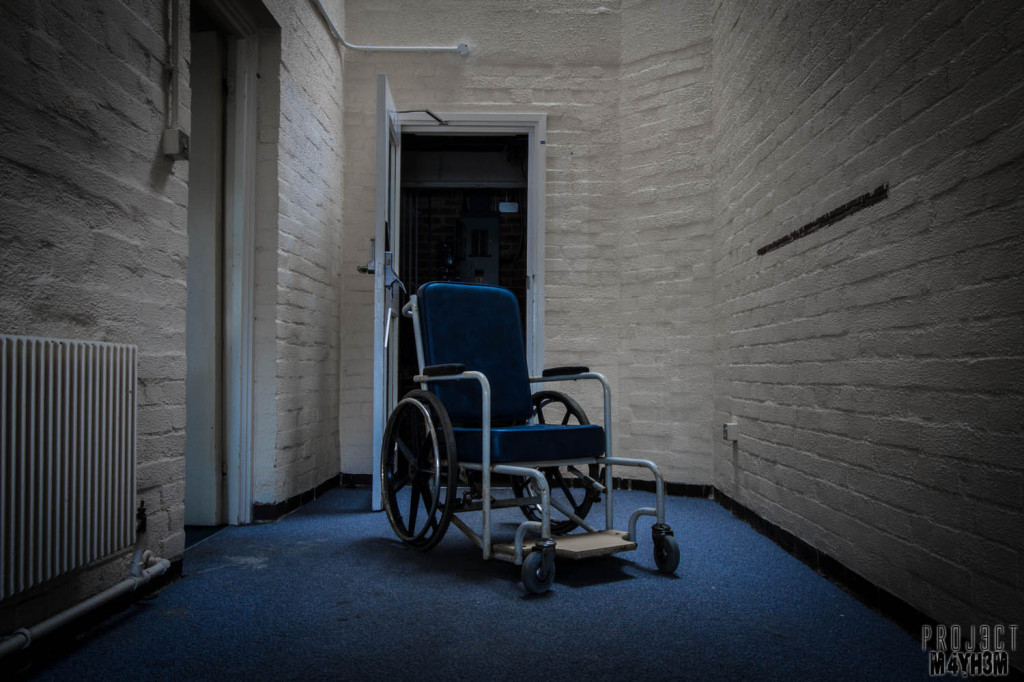 Serenity Hospital - Wheel Chair