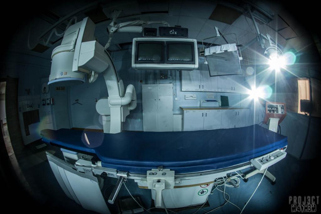 Serenity Hospital - CT Scanner