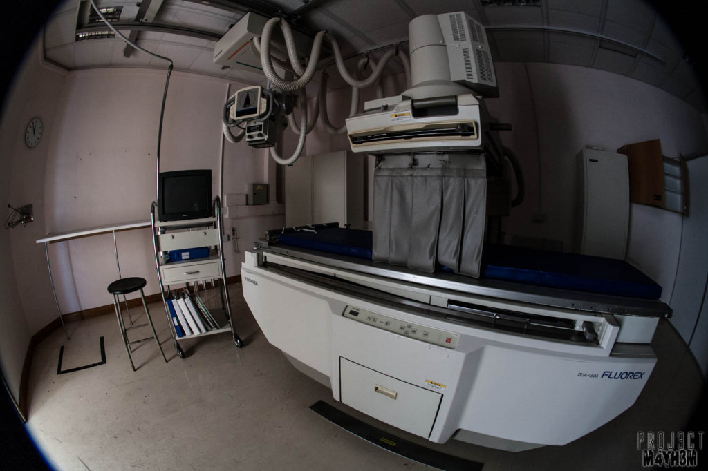 Serenity Hospital X-Ray Machine
