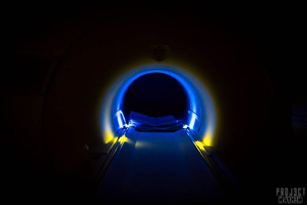 Serenity Hospital - MRI Machine