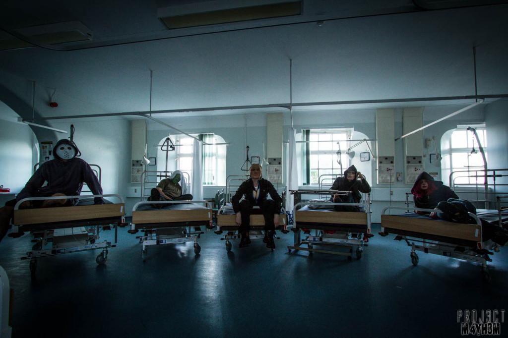 Serenity Hospital - Bedtime