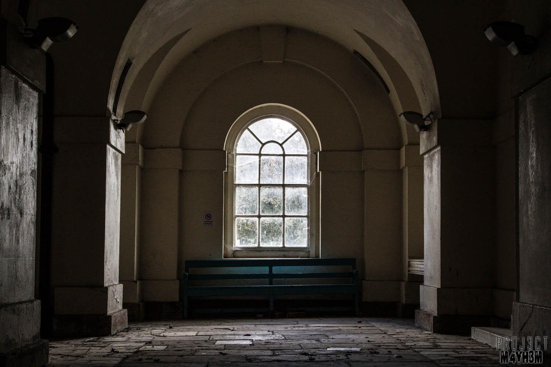 Serenity Hospital - Main Entrance Hall