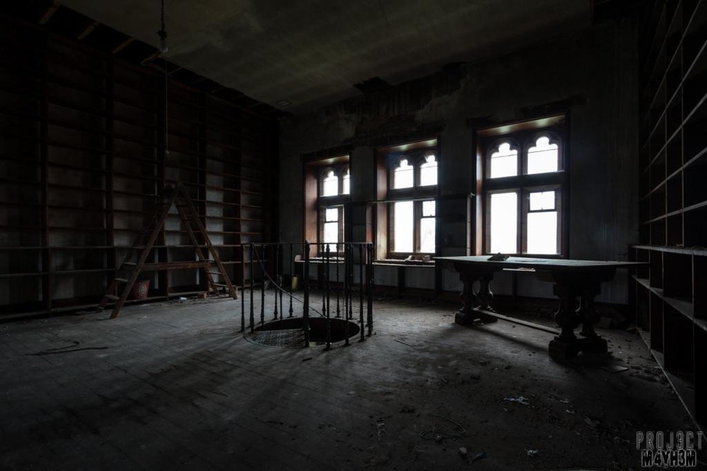 St Joesephs Seminary - Library