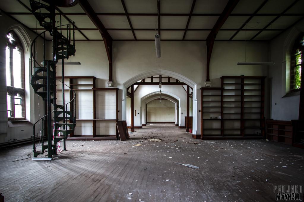 St Joesephs Seminary - Spiral Staircase