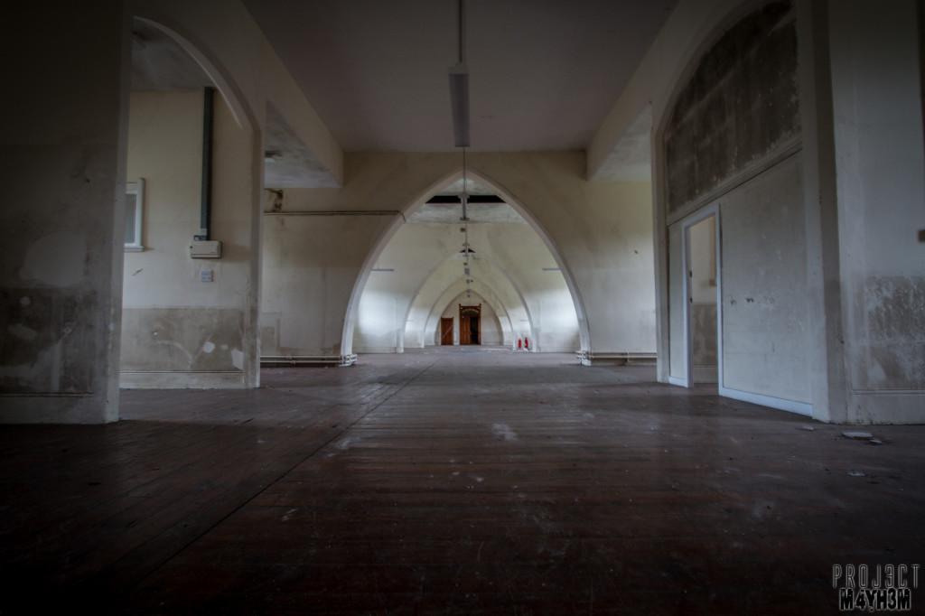 St Joesephs Seminary - Hall