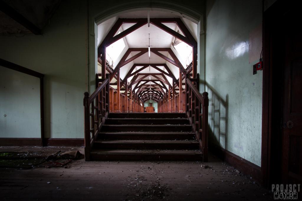 St Joesephs Seminary - Dormitaory
