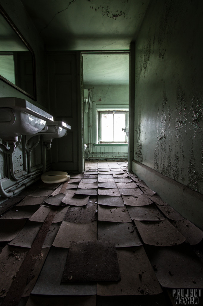 St Joesephs Seminary - Bathroom