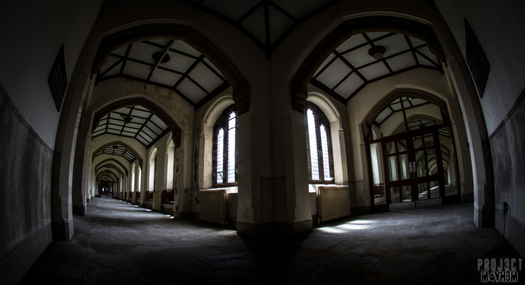 St Joesephs Seminary - Corridors