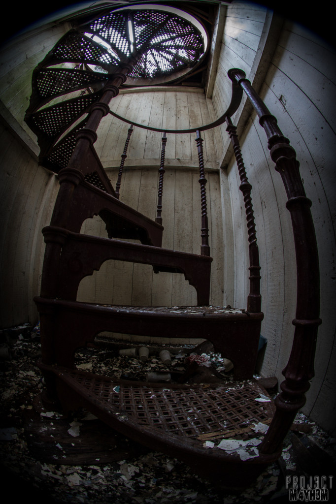 St Joseph's Seminary - Observatory Spiral Staircase