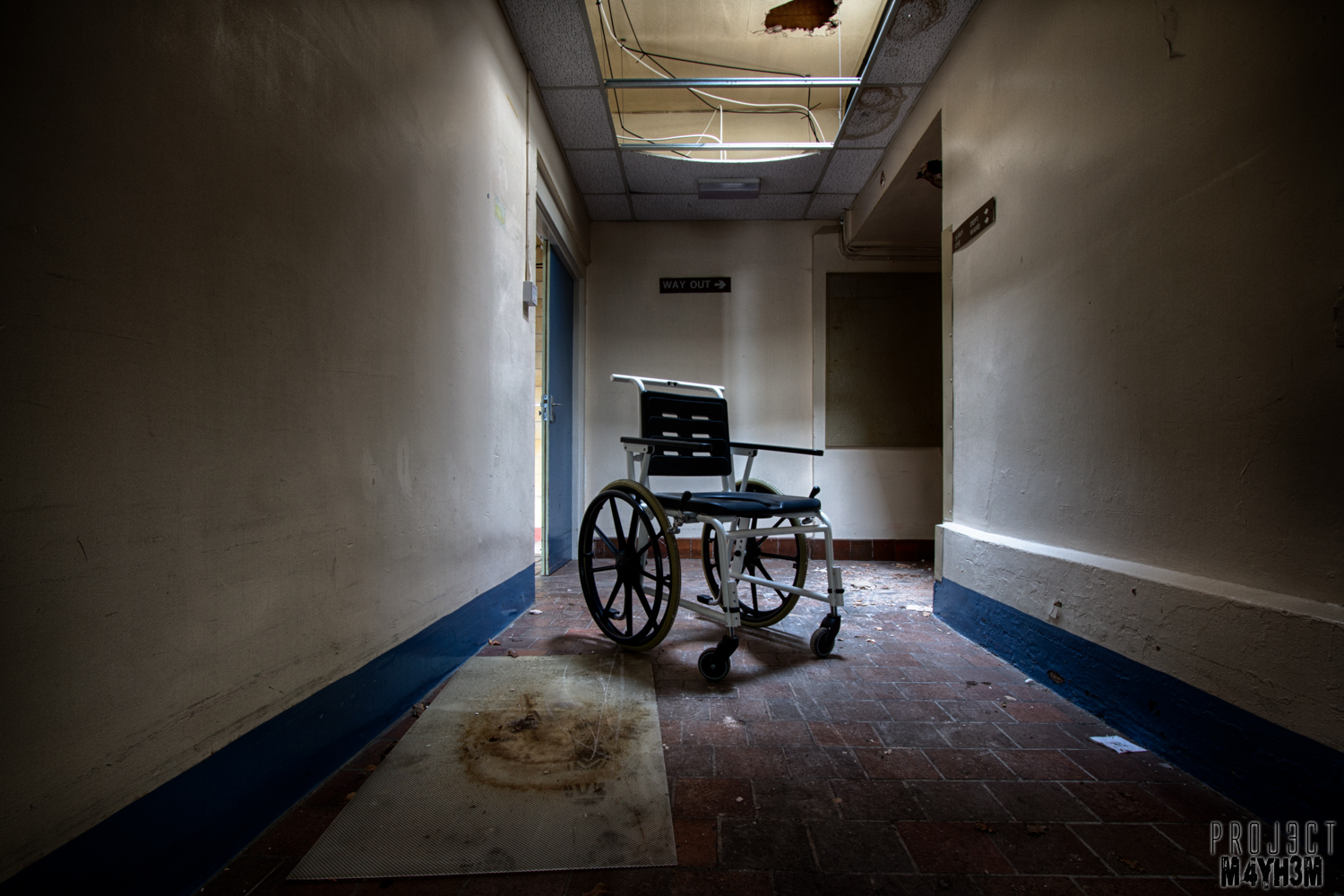 HM Stanley Hospital - Wheel Chair