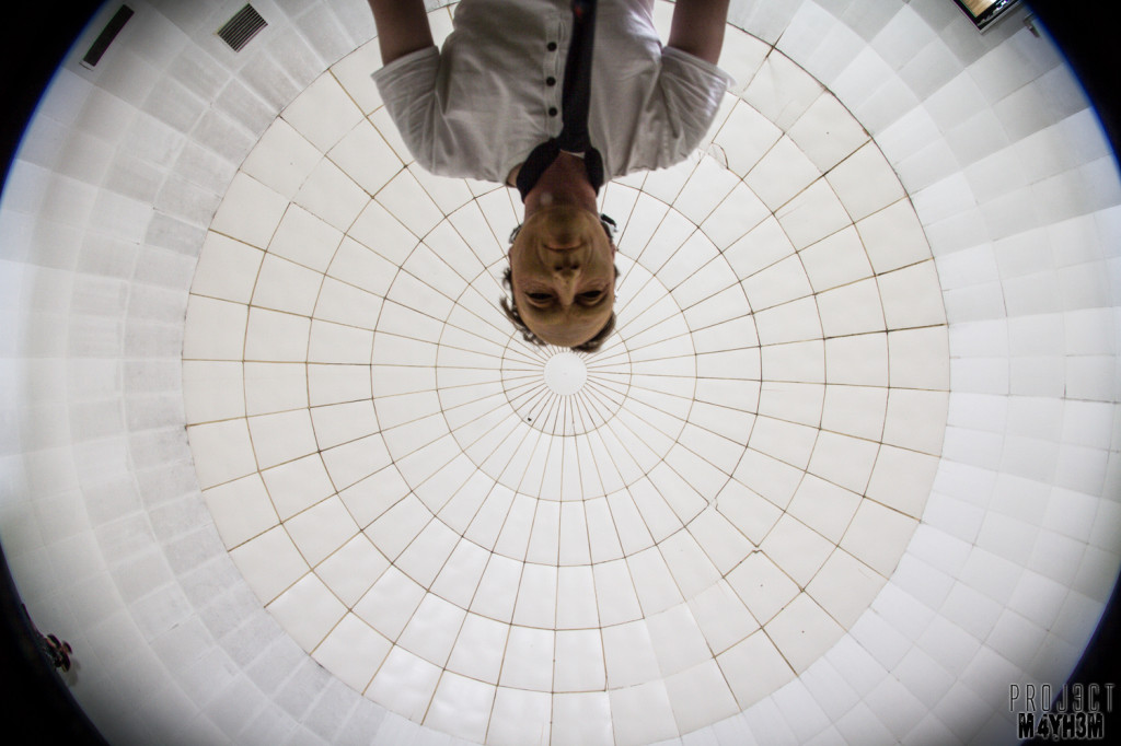 RAF Echo Dome