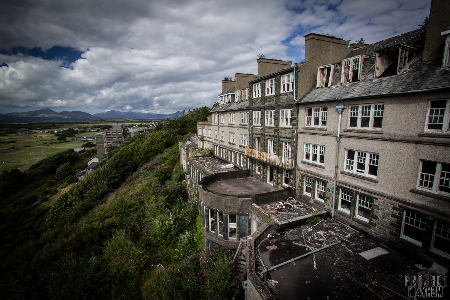 PROJ3CTM4YH3M Urban Exploration | Urbex: St David's Hotel ... 10 Most Beautiful Places In The World To Visit