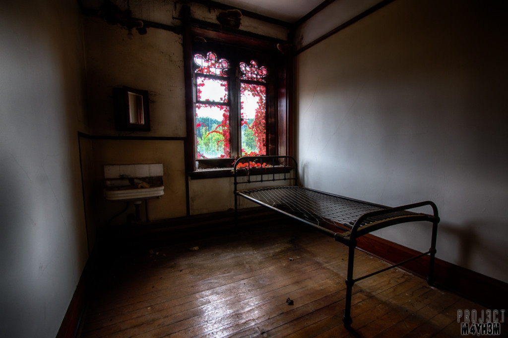 St Josephs Seminary Upholland - Bed Time