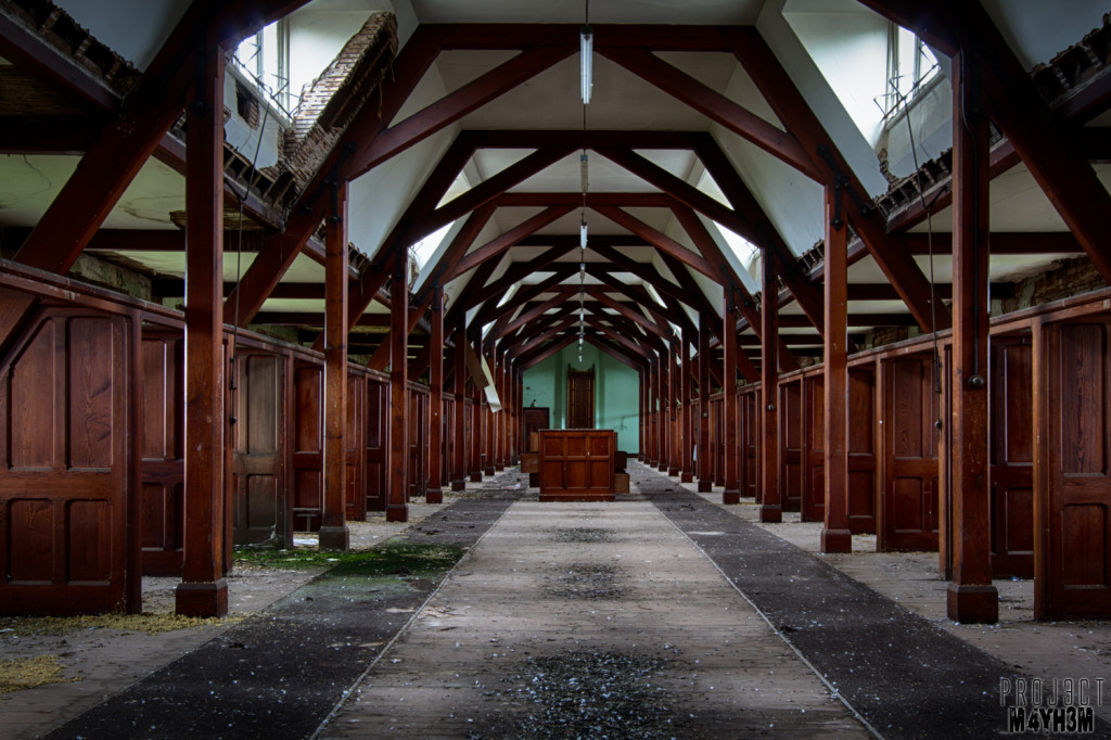St Josephs Seminary Upholland - Dorms
