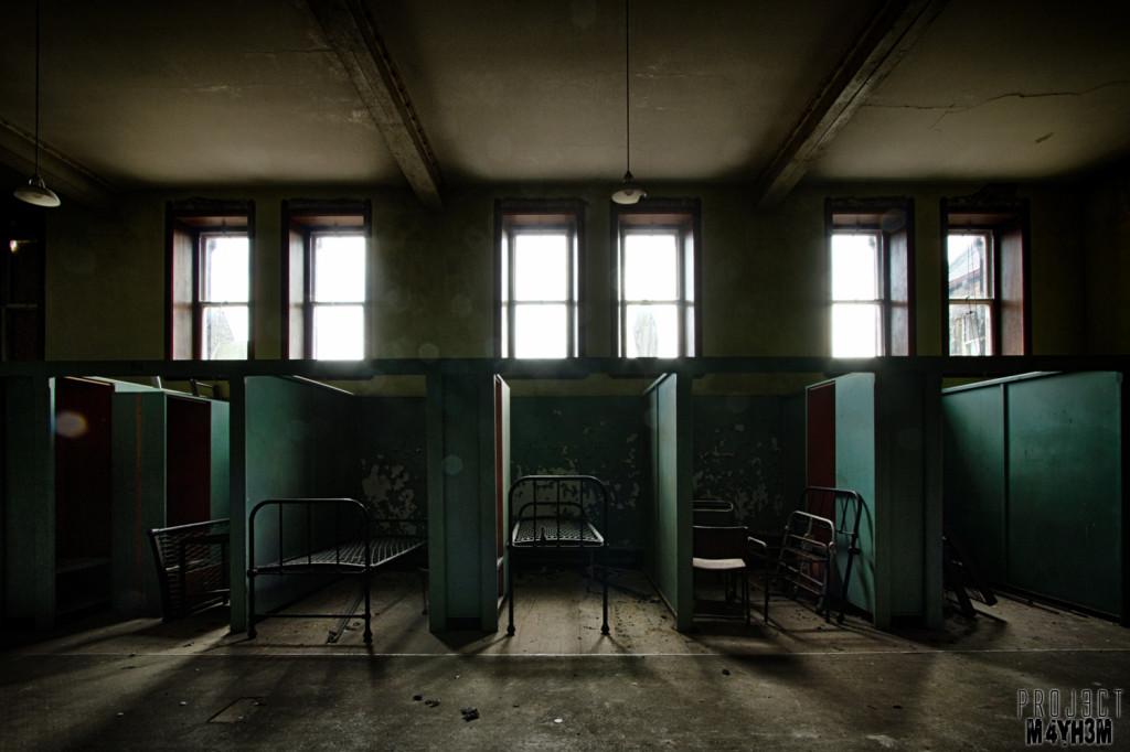 St Josephs Seminary Upholland - Dormitory Number 2