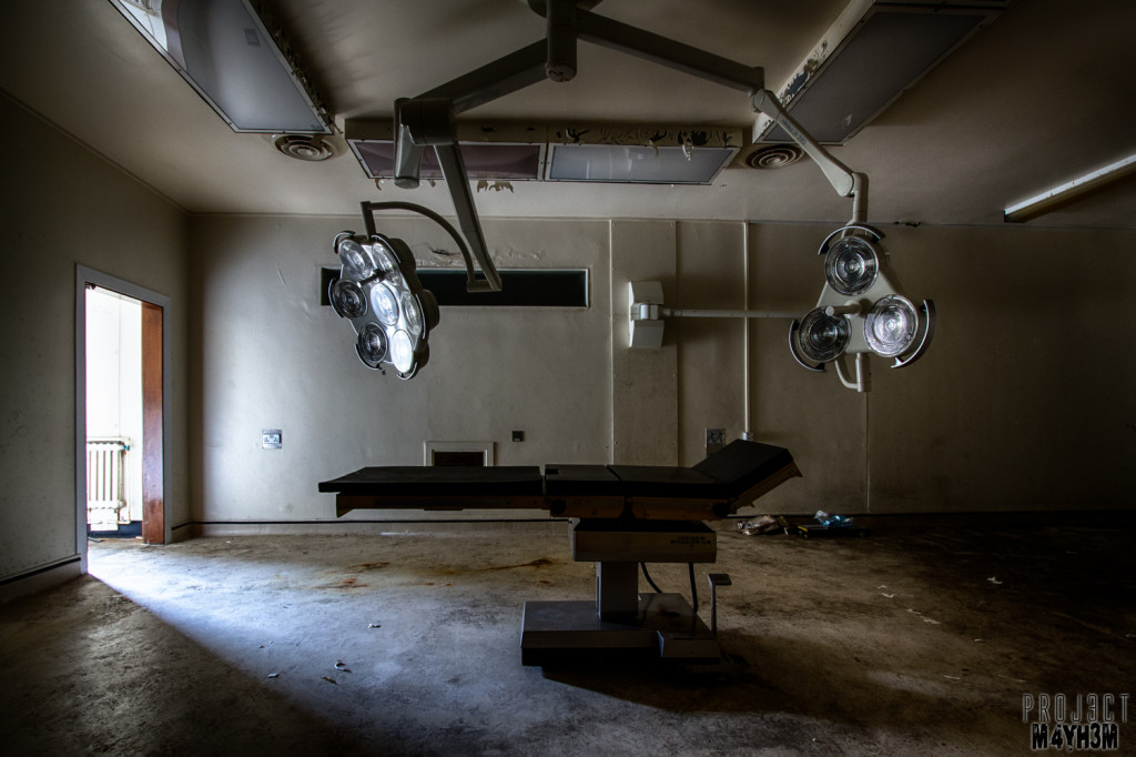Rossendale Hospital Operating Theatre