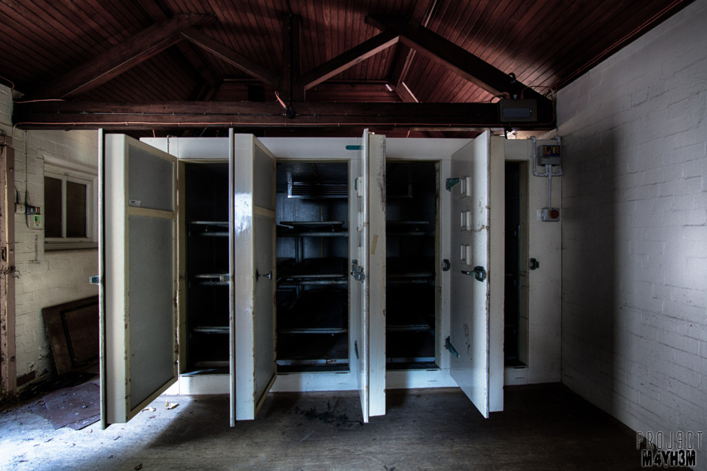 Rossendale Hospital Morgue
