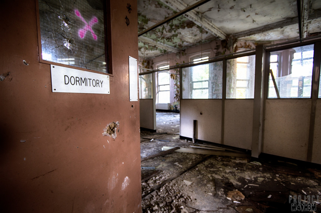 Whittingham Asylum Dorms