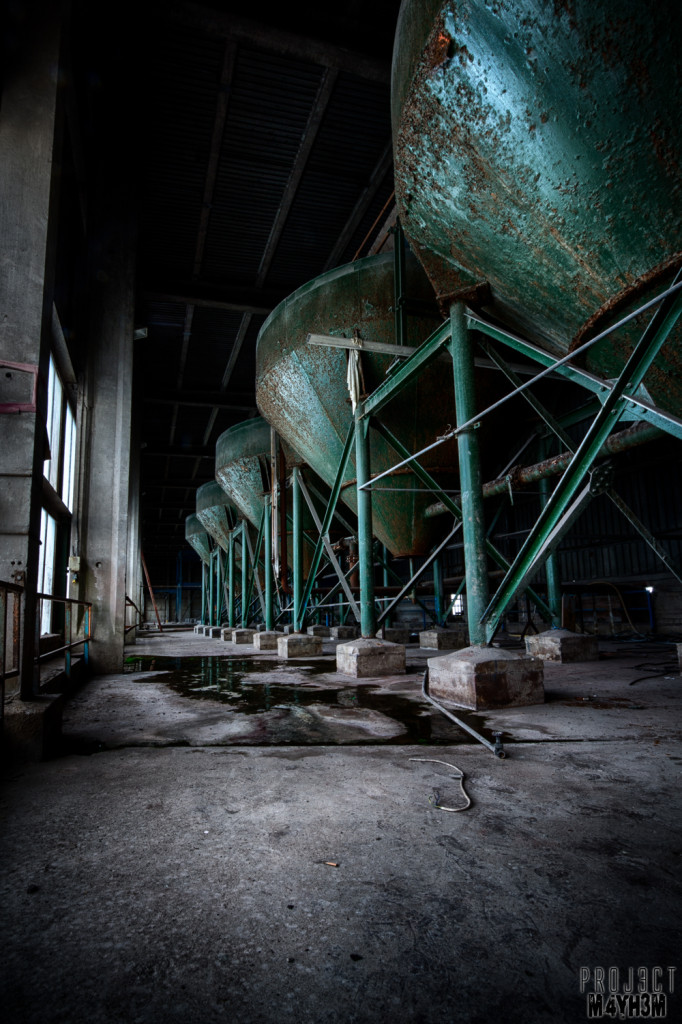 Pilkington Glass Factory