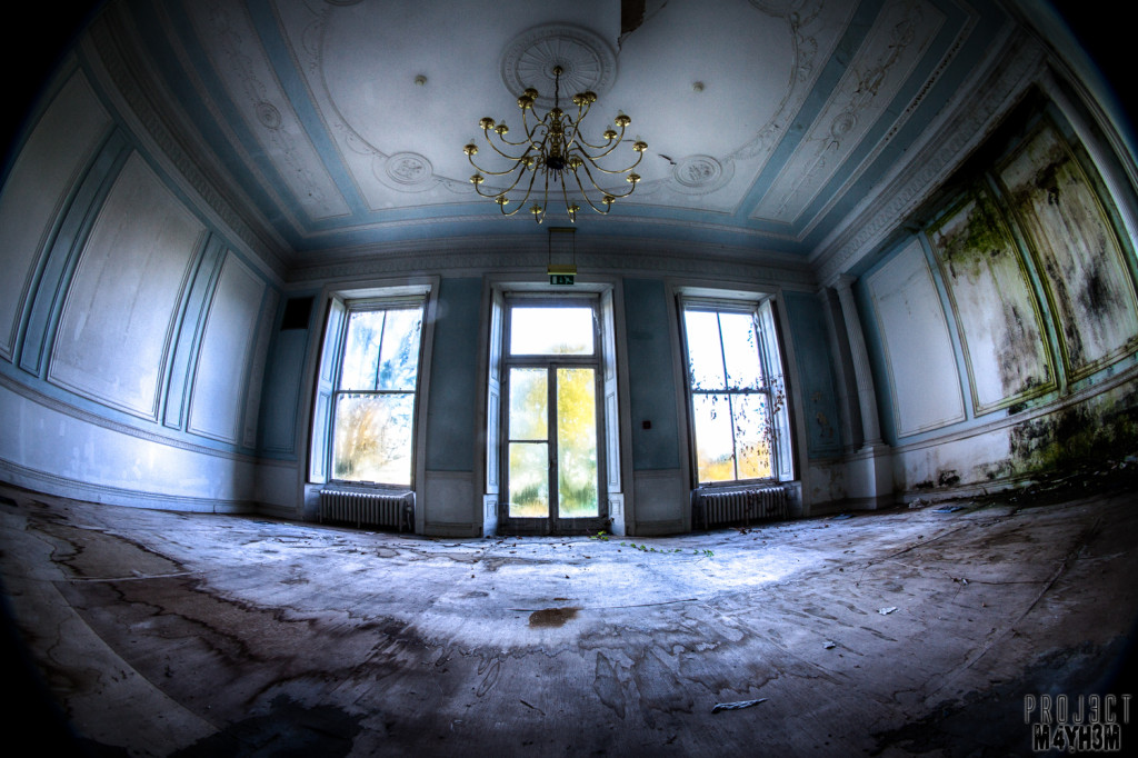 Another Orphanage Blue Room