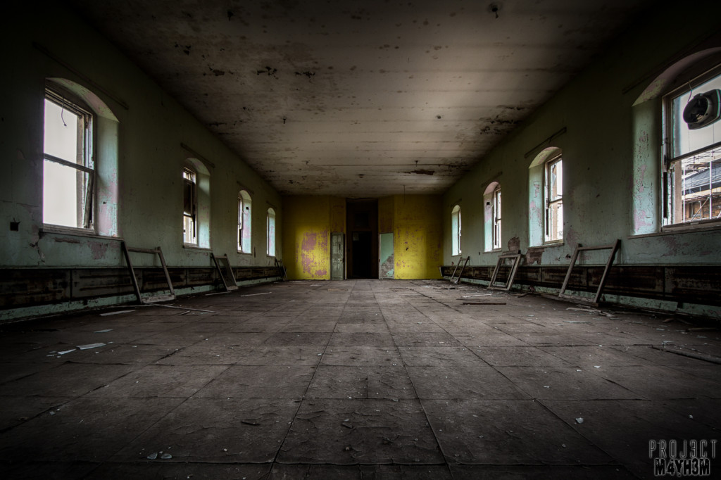 St Johns Asylum aka The Lincolnshire County Pauper Lunatic Asylum Ward