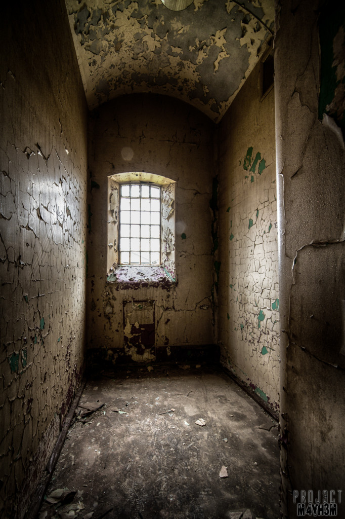 St Johns Asylum aka The Lincolnshire County Pauper Lunatic Asylum Cells