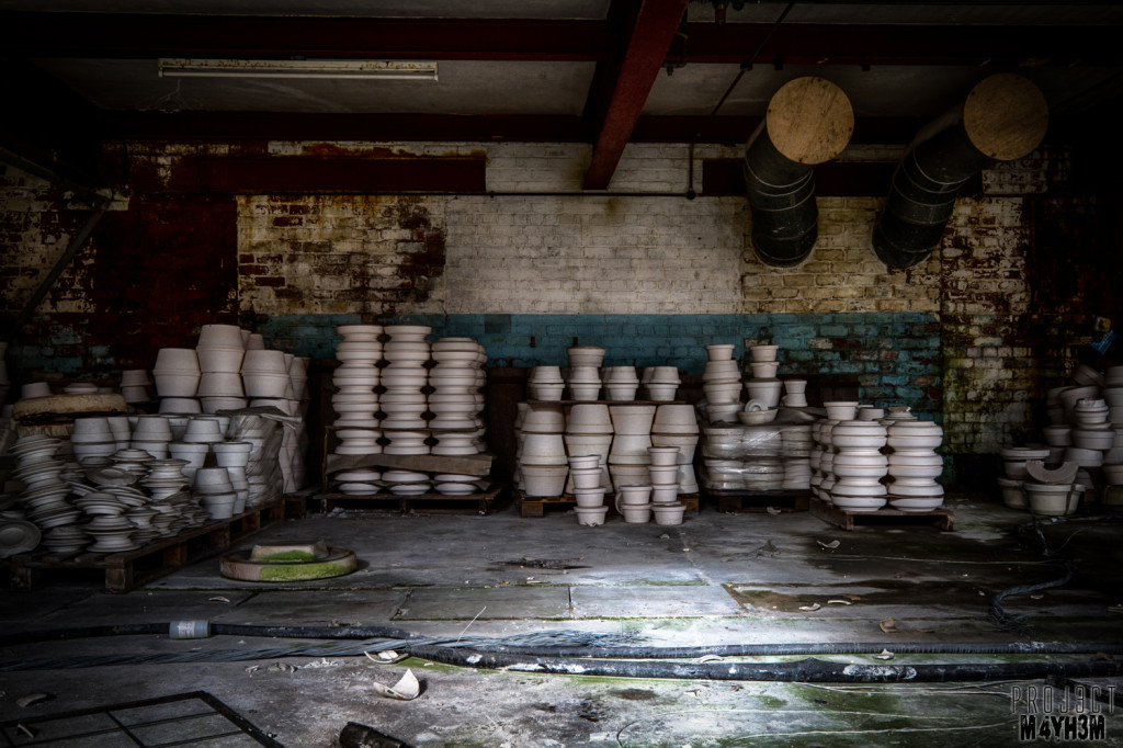 T.G.Green Pottery