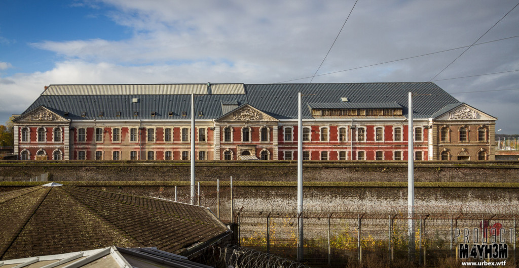Prison H15 France The Detention Centre