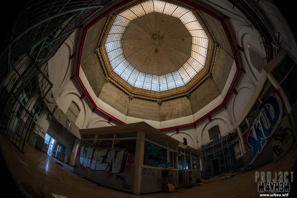 Prison H15 France The Dome