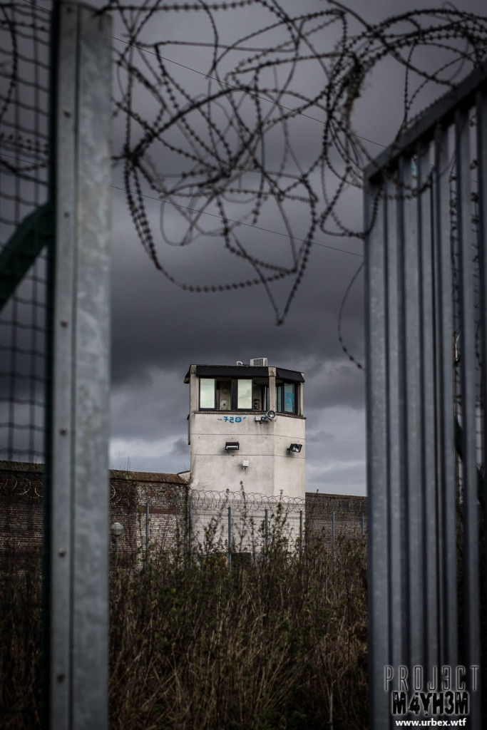 Prison H15 External Guard Tower