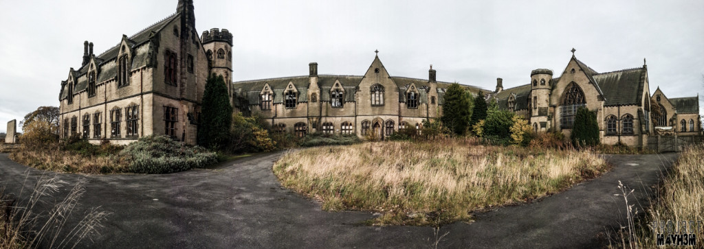 Ushaw Seminary