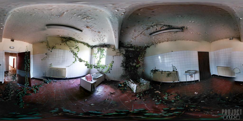 Ivy Hospital Bathroom