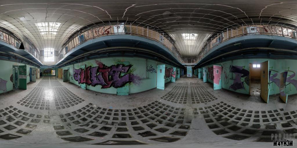 Prison H15 Cells