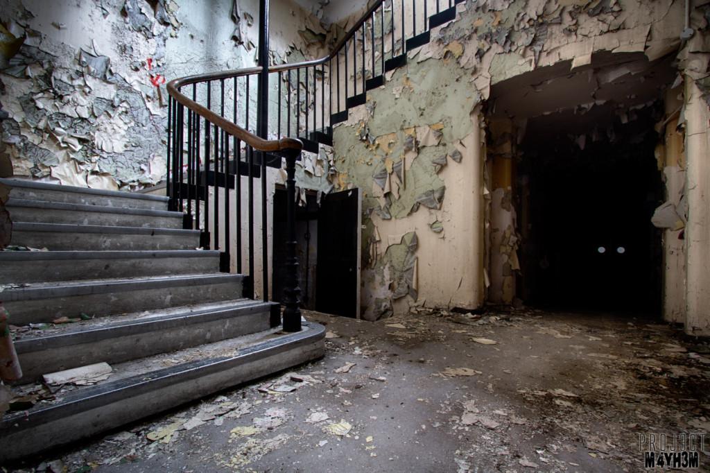 CMH – Staircase