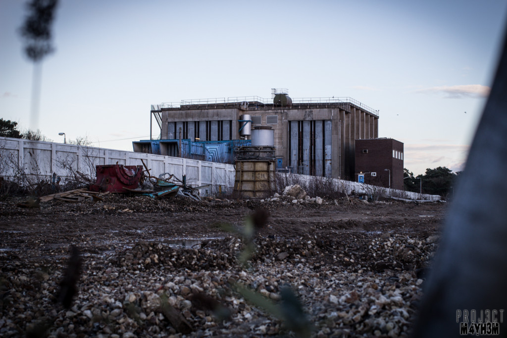 NGTE Pyestock Anechoic Facility