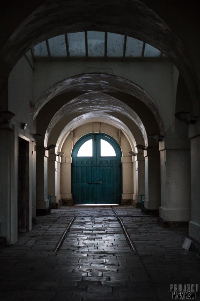 The Royal Hospital Haslar main Entrance