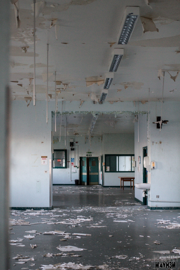 The Royal Hospital Haslar Hospital Ward