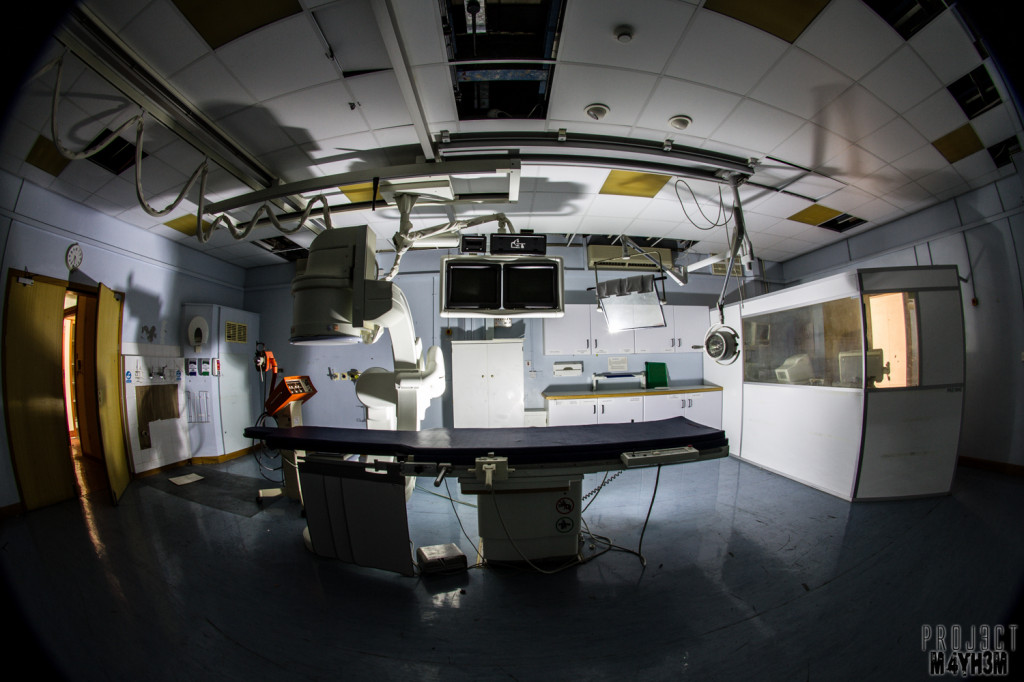 The Royal Hospital Haslar CT Scanner