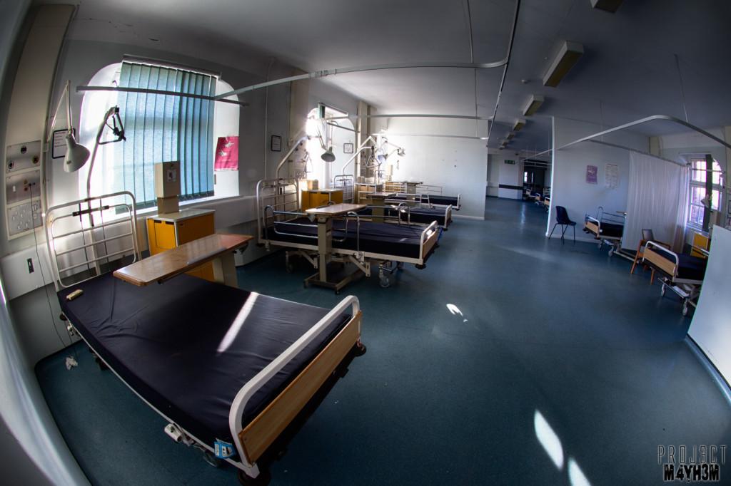 The Royal Hospital Haslar Beds