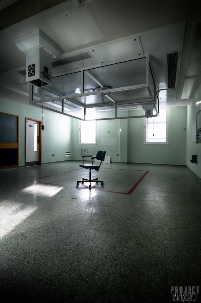 The Royal Hospital Haslar Operating Theater