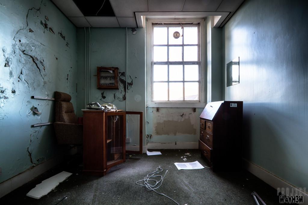 The Royal Hospital Haslar Doctors Office