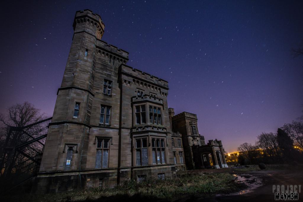 Birkwood Asylum Scotland