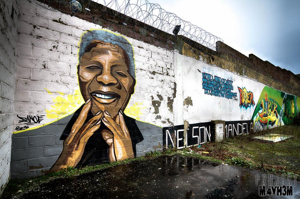 Prison H15 Nelson Mandela