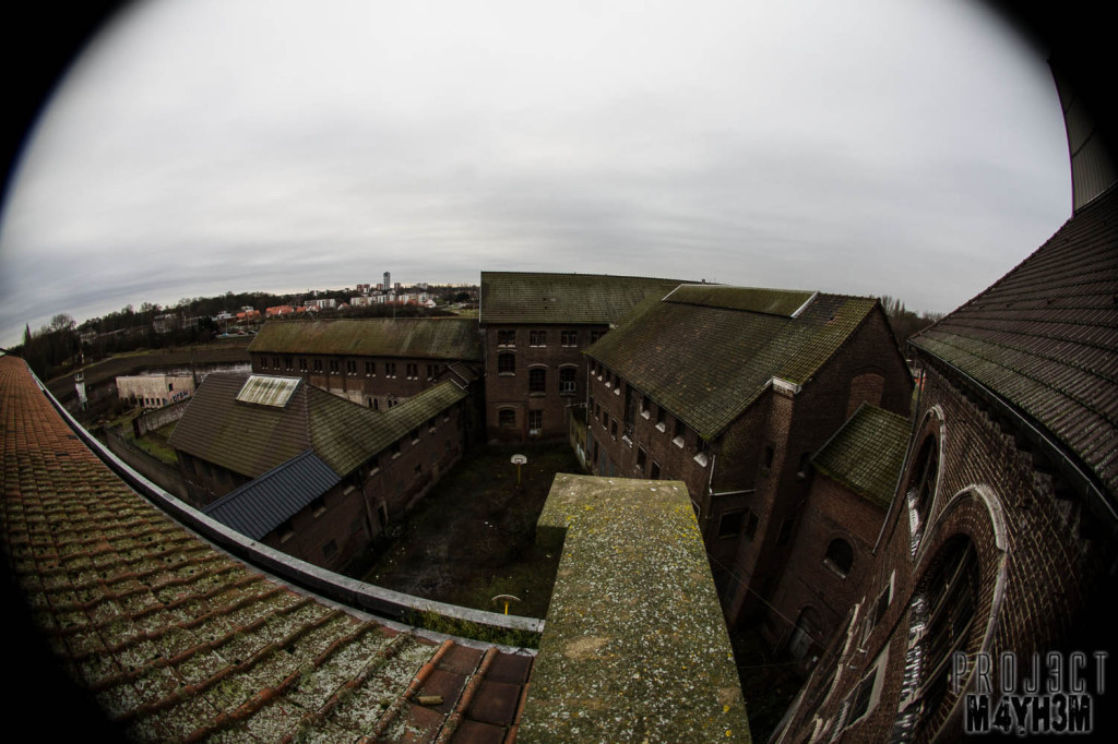 Prison H15 Rooftops