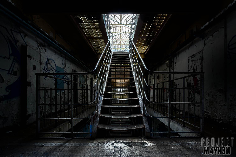 Urbex Prison H15 France January 2014 Revisit Part 2