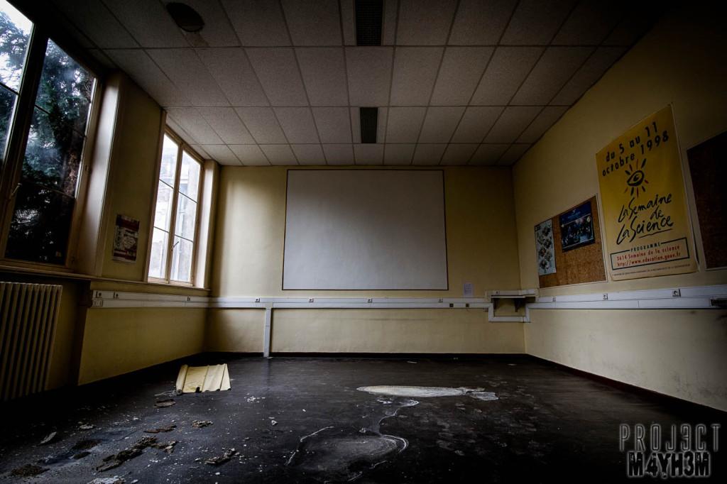 L'école FMP Classroom